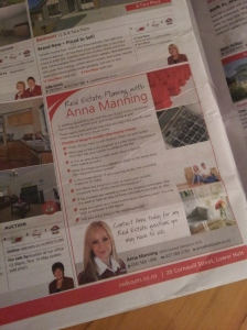 Anna Manning Hutt News Feature 1 Lower Hutt Real Estate Agent